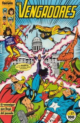 Los Vengadores Vol. 1 (1983-1994) #27