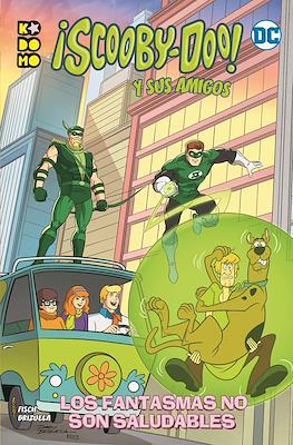 ¡Scooby-Doo! y sus amigos (Rústica 72 pp) #6