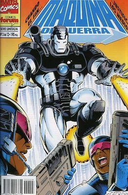 Máquina de Guerra (1995) (Grapa. 17x26. 24 páginas. Color. 1995) #3