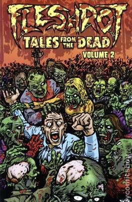 Fleshrot: Tales From The Dead (Softcover 96-80 pp) #2