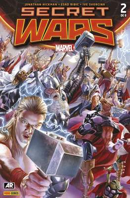 Secret Wars (2015) (Grapa) #2