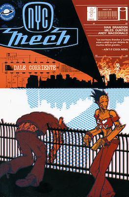 NYC Mech (Rústica. 162 páginas) #1