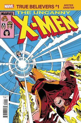 True Believers: The Uncanny X-Men - Mister Sinister