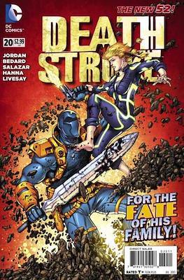 Deathstroke (2011-2013) (Comic Book) #20