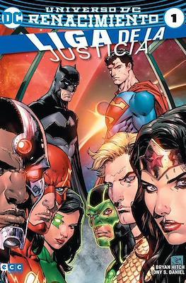 Liga de la Justicia (Rústica) #1