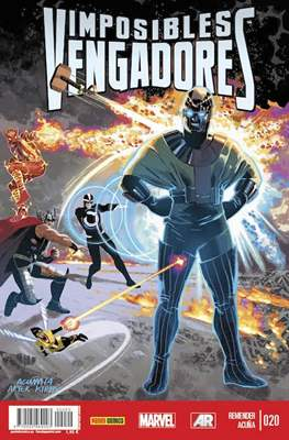 Imposibles Vengadores (2013-2018) (Grapa) #20