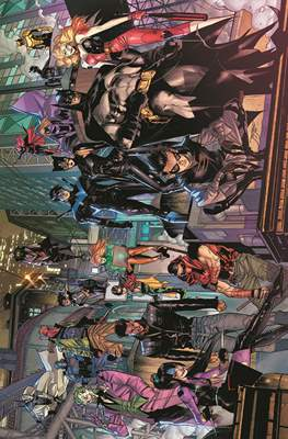 Batman Vol. 3 (2016- Variant Cover) #106