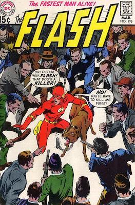 Flash Vol. 1 (1959-1985) (Comic Book 32 pp) #195