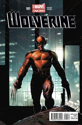 Wolverine (2014 Variant Cover) (Comic Book) #1.4