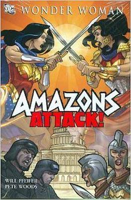 Wonder Woman: Amazons Attack!