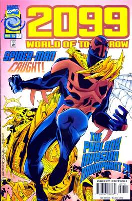 2099: World of Tomorrow Vol 1 #7