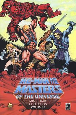 He-Man and the Masters of the Universe - Minicomic Collection