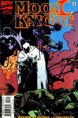 Moon Knight Vol. 3 (1998) #3