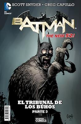 Batman: El tribunal de los búhos #3