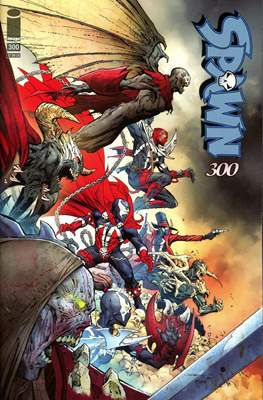 Spawn (Variant Cover) (Comic Book) #300.14