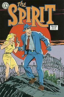 The Spirit (1983-1992) (Comic book. 32 pp) #83