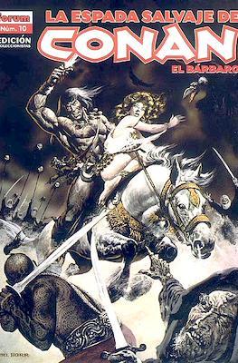 La Espada Salvaje de Conan el Bárbaro. Edición coleccionistas (Rústica. 64 páginas. B/N. (2005-2008).) #10