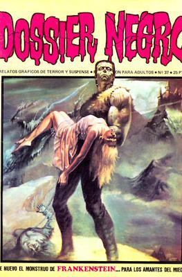 Dossier Negro (Rústica y grapa [1968 - 1988]) #37