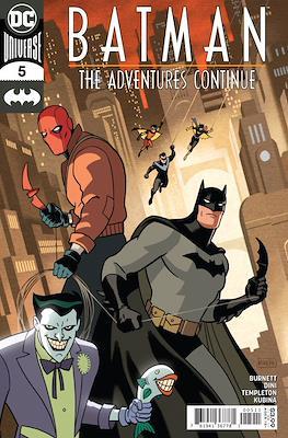 Batman: The Adventures Continue (Comic Book) #5