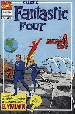 Fantastic Four Classic / Classic Fantastic Four (1993-1994) (Rústica 48 pp) #7
