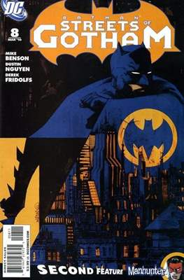 Batman: Streets of Gotham (2009-2011 Saddle-stitched) #8