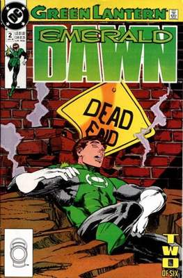 Green Lantern: Emerald Dawn (Grapa) #2