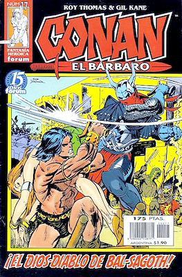 Conan el Bárbaro (1998-2001) (Grapa 24 pp) #17