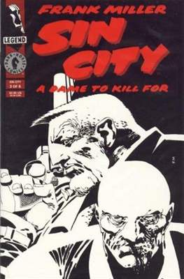 Sin City: A Dame to kill for #3