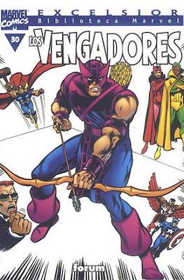 Biblioteca Marvel: Los Vengadores (1999-2001) (Rústica 160 pp) #30