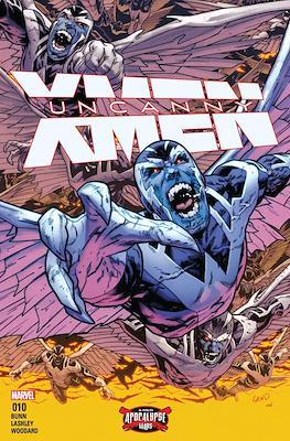 Uncanny X-Men (Vol. 4 2016-2017) #10
