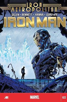 Iron Man (Vol. 5 2012-2014) (Comic Book) #22