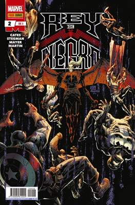 Rey de Negro (Grapa) #2