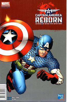 Captain America: Reborn (Grapas) #6