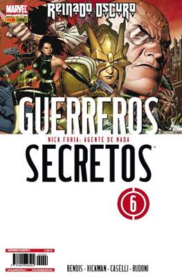 Guerreros secretos (2009-2012) (Grapa) #6