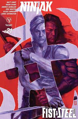 Ninjak(2015) (Comic-book) #21