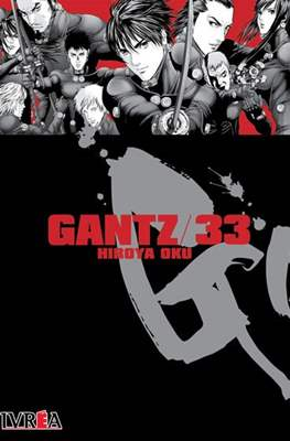 Gantz (Rústica) #33