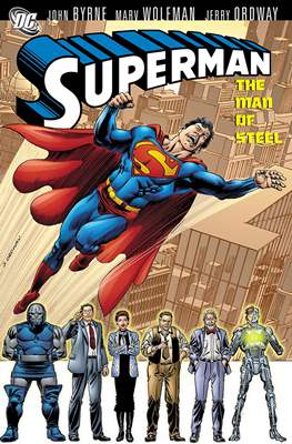 Superman: The Man of Steel (Softcover) #2