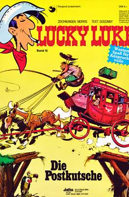 Lucky Luke (Softcover) #15