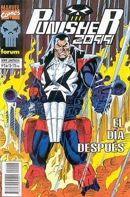 Punisher 2099 (1994-1995) (Grapa. 17x26. 24 páginas. Color.) #2