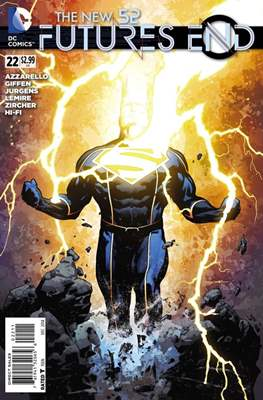 The New 52: Futures End (Comic-Book) #22