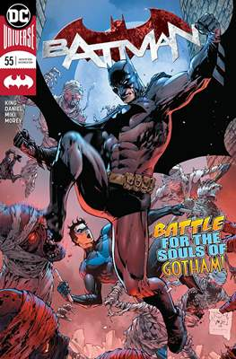 Batman Vol. 3 (2016-) (Comic-book) #55