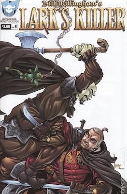 Lark's Killer (Variant Cover) (Comic Book) #6.1