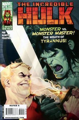 The Incredible Hulk / The Incredible Hulks (2009-2011) #605
