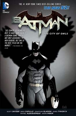Batman Vol. 2 (2011-2016) (Softcover) #2