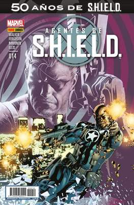 Agentes de S.H.I.E.L.D. (2015-2017) (Grapa 24 pp) #14