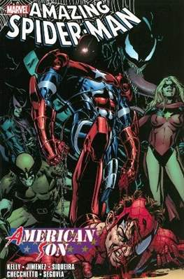Amazing Spider-Man American Son