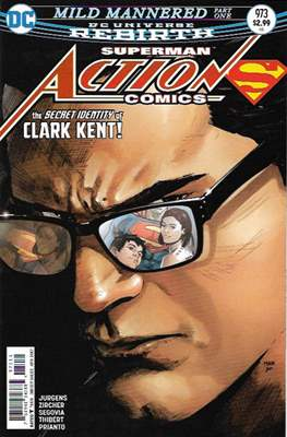 Action Comics Vol. 1 (1938-2011; 2016-) #973