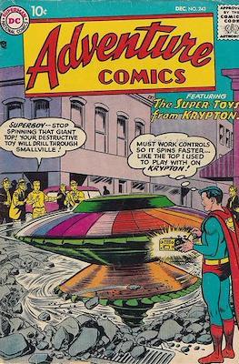 New Comics / New Adventure Comics / Adventure Comics (1935-1983 ; 2009-2011) (Comic Book) #243