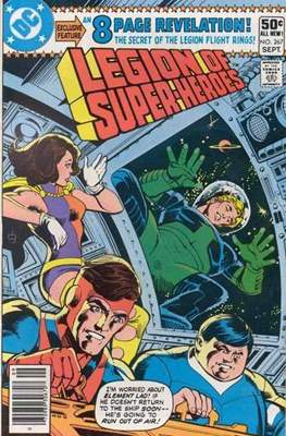 Legion of Super-Heroes Vol. 2 (1980-1987) (Comic-book) #267