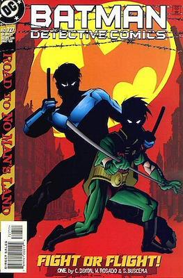 Detective Comics Vol. 1 (1937-2011; 2016-) (Comic Book) #727